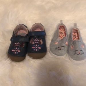 Stride rite and off brand bundle